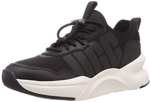 UGG Damen La Daze Sneaker, Schwarz, 40 EU