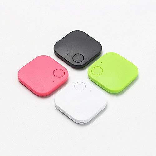 Katigan Rastreador de Etiquetas Inteligentes Alarma de localizador GPS para Mascotas para ninos rastreador de Llaves Billetera