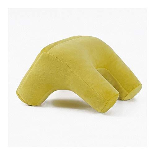 27 * 25 * 12cm PP Cotton Speicher Büro Noon Nap Kissen atmungsaktiv Schreibtisch Schlafkissen langsame Erholung Freie Hände Reisekissen Nacken (Color : 05)