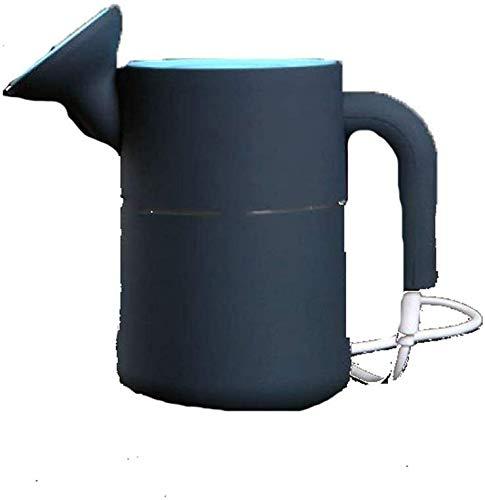 Difusor de Aroma Humidificador Usb Humidificador de Caldera Mini Oficina Hogar Casa Dormitorio Vaporizador de Silencio Evaporador de Mesa, Azul, QiXian