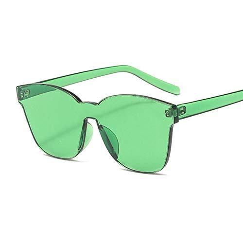 Gafas de sol ovaladas pequeñas de la vendimia de las mujeres sombras de metal transparente marco lente gafas de sol mujer UV482 rosa gafas de sol Golf Pesca Ciclismo Senderismo Gafas-Dorado