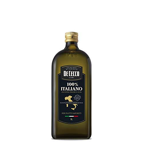 De Cecco Extra unbehandeltes Olivenöl, 1 l