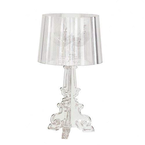 Kartell Bourgie - Lámpara de mesa ( cristal de 37cm de diámetro)