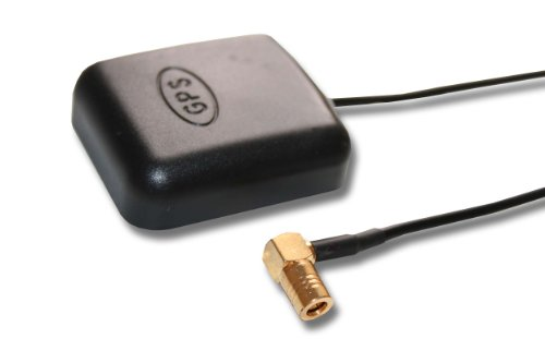 Externe aktive GPS-Antenne 5m passend für Audi A2 A3 A4 A6 A8 TT Naviplus Navi Plus Navi+ + BNS FIS Navigation RNS D RNS E