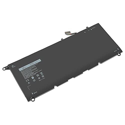 Shentec JD25G 90V7W Laptop Akku für Dell XPS 13 9343 9350 13D-9343 P54G P54G001 P54G002 JHXPY RWTIR 0N7T6 0DRRP 5K9CP DIN02 [4Zellens/7,6V/56Wh]