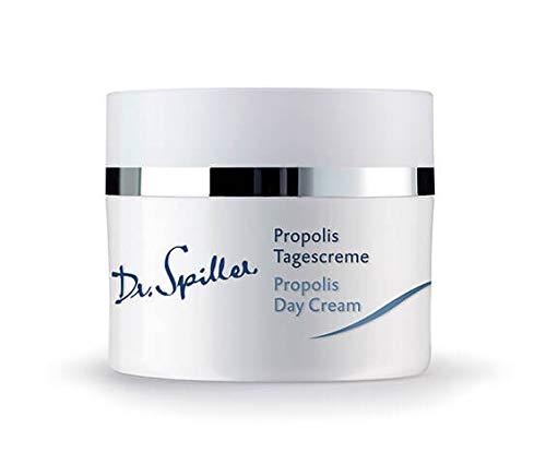 Dr. Spiller - Propolis Tagescreme | Für unreine und fettige Haut | Gleicht die Hautflora aus | Mit...