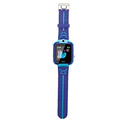 Inteligente Venda de Reloj del Reloj de los niños Inteligentes Q12 Impermeable del teléfono Inteligente Pulsera Rastreador de calorías contradicen el Reloj de la Pantalla táctil