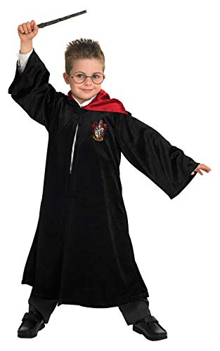 Rubie's Offizielles Harry Potter Gryffindor Deluxe Bademantel Kinder Kostüm