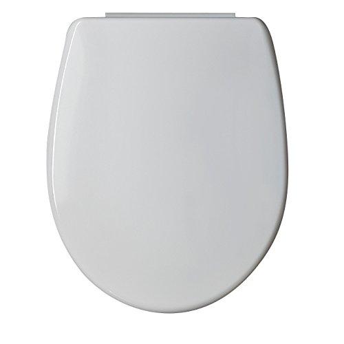 Wirquin Pro 20721589 - Sedile WC in termoindurente Melody Arena con Discesa assistita