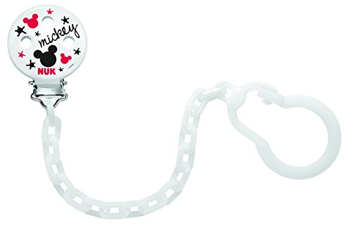 NUK Mickey–Kette atachupete (farblich sortiert)