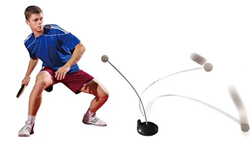 Sale!! Relaxus Easy Hit Paddle Ball Training Set. Portable Table-Less Ping Pong