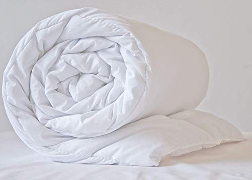 Yorkshire Bedding 15 Tog Duvet King Size Anti Allergy Thick Warm Duvets or Winter Quilts Energy Efficient UK Made