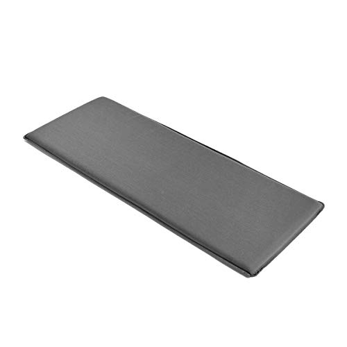 HAY - Palissade Seat Cushion voor Dining Bench, antraciet
