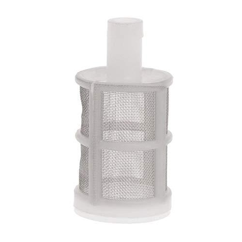 QINGRUI Water Filter Poissons Filtre réservoir Mesh Pompe à Eau Tuyau écran Net Clean Pompes Fournitures Aquarium 7mm / 10 mm Jardin en Plastique en Acier Inoxydable Easy to Use (Color : M)