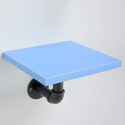 Wandplank, wandbehang, plank, dikke plaat, ABS-houder, duurzaam (kleur: E) A