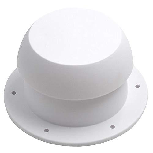TaoToa Runde Pilzkopf-Form-BelüFtungskappe für Rv-ZubehhR Oben Montierte Runde Auslass-BelüFtungskappe
