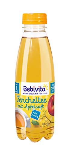 Bebivita Fencheltee mit Apfelsaft, 6er Pack (6 x 500ml)