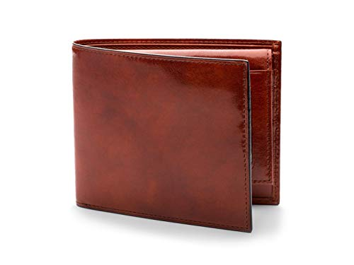 Bosca Old Leather Collection - Credit Wallet w/I.D. Passcase Cognac One Size