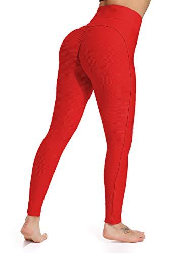FITTOO Leggins Sportivi Donna Push up Pantaloni Tuta Yoga Pants Sexy Fitness Ginnastica Alta Elastico