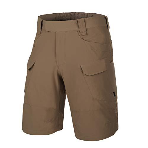 Helikon-Tex Outdoor Tactical Pantalones Cortos 11' VersaStretch Lite Mud Brown tamaño L