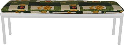 Angerer 712/069 bankkussen 120 cm breed, Design Parijs