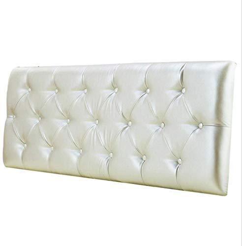 Bedwig voor woonkamer en slaapwig gebruikt ter ontlasting van de wervelkolom voor borstvoedingskussen. 120X58cm zilver.