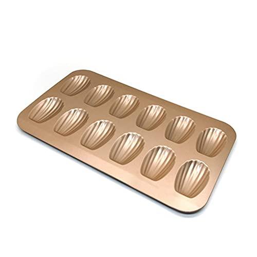 YLFF La Bandeja de la Bandeja de Bricolaje DIY Pastel de Tin Muffins Muffins de Tin es Muy Adecuado para el hogar, la Tienda de postres, la panadería, el Hotel y el Restaurante