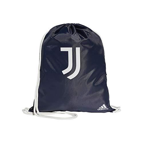 Juventus - Bolsa de gimnasio para entrenamiento, temporada 2020/2021, color negro, 100...