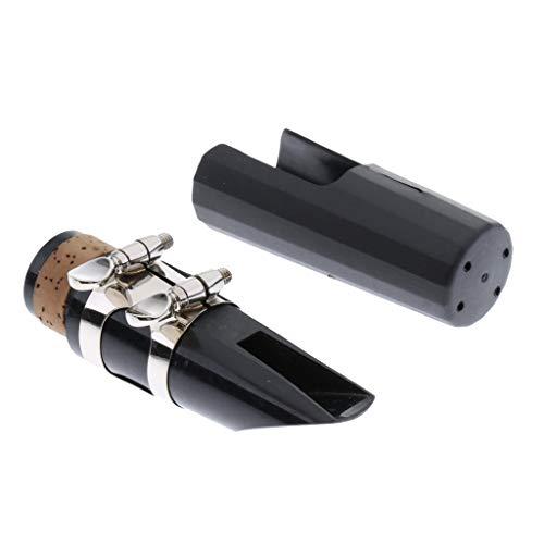 Bocchino Per Clarinetto In Sib In Metallo,Professionale Clarinetto Bocchino Tappo