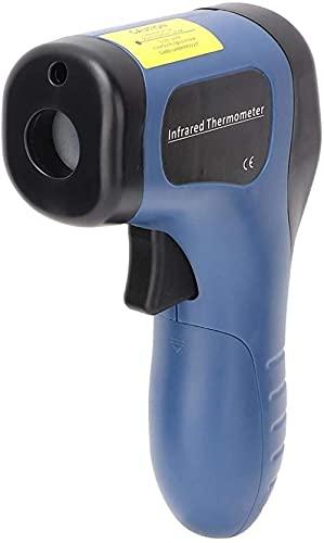 MAIGOU Termómetro Industrial de precisión Termómetro infrarrojo Termómetro infrarrojo Digital para Instrumentos de tuberías de Agua Caliente Baifantastic