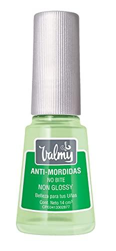 Tratamiento de uñas Anti mordidas Valmy – Detiene la mordedura de cutículas y succión del pulgar - Sin Brillo