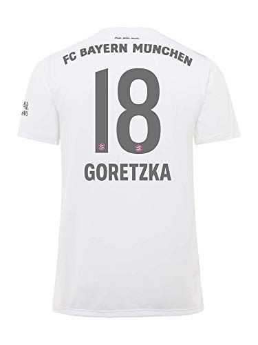 FC Bayern München Trikot Away 2019/20, Goretzka, Größe XL
