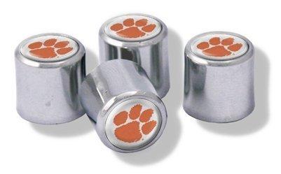 Stockdale Clemson Tigers Valve Stem Caps by