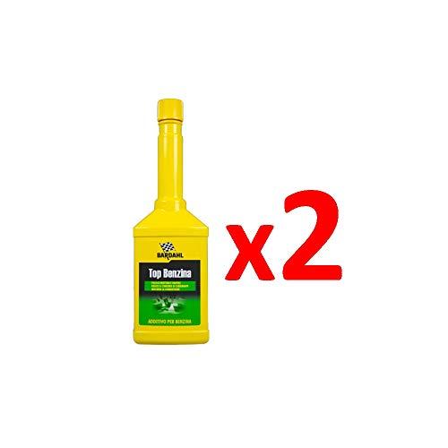 Bardahl ADDITIVO Top Benzina MIGLIORA IMPIANTO di Alimentazione 250ml - 107019 (2)