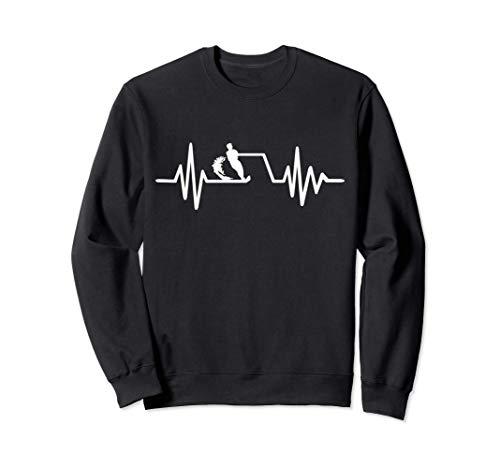 Wasserski Frequenz Sweatshirt