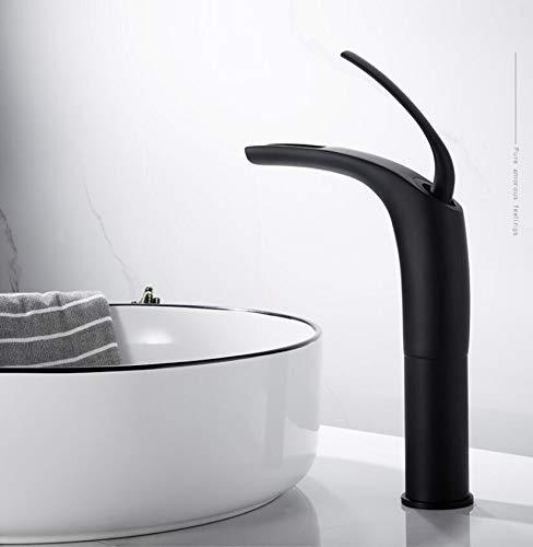 baño Xueqin Grifo de lavabo de laboratorio médico, Pedal de cobre, mezclador de lavabo de latón, grifos de agua, grifos individuales de agua fría
