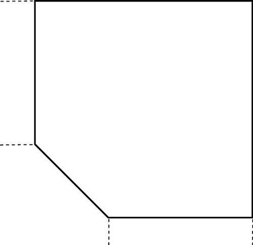 Preisvergleich Produktbild Trapezplatte Ausführung (Tischplatte): Grau,  Farbe (Stützfuß): Grau / Aluminium