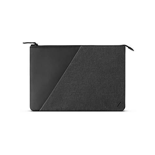 """Native Union Stow Funda para Portátil de 13'- Esbelta y Elegante, con 360° de Protección y Bolsillo Exterior, Compatible con MacBook Air 13' (2014-2017), MacBook Pro 13"""" (2016 o Posterior)(Slate)"""