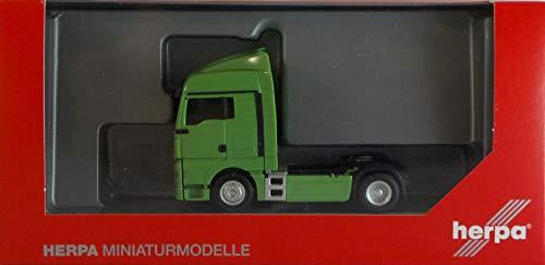 herpa 308359 Man TGX XLX Euro 6c Zugmaschine, resedagrün