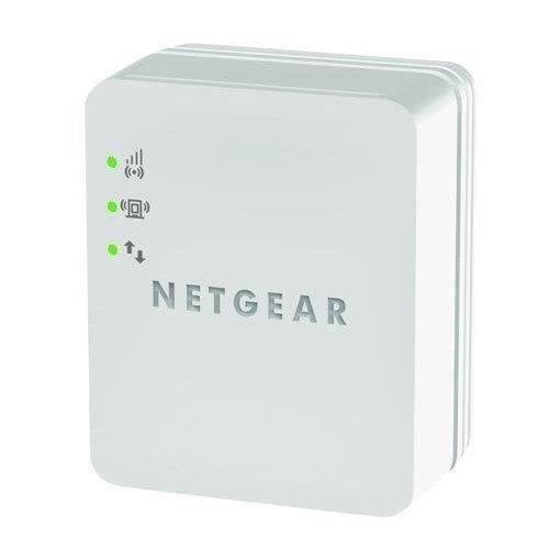 NETGEAR WN1000RP-100PES WLAN-Repeater für mobile Geräte (N150 2,4GHz)
