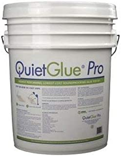 Quiet Glue Pro - 5 Gallon Pail