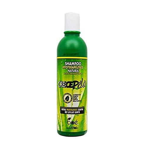 Crecepelo Shampoo Natural 13 Oz.