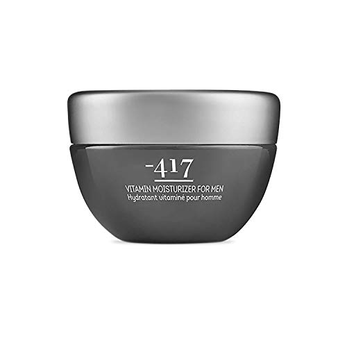 -417 Dead Sea Cosmetics - Crème Visage Hydratante Vitaminée Pour Homme 50ml - Hydratant - Peaux Normales A Grasses