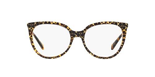 Eyeglasses Coach HC 6125 5519 Spotty Tort Sig C Outside, 53/18/140
