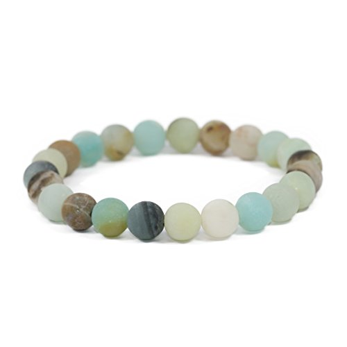 Lovelybead Gemstone Bracelets Natural Genuine Gemstones Birthstone Handmade Healing Power Crystal...