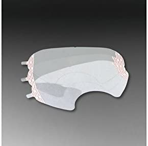 3M Max 71% OFF overseas FF-400-15 White Lens Cover - PRICE 70071516978 BAG is per