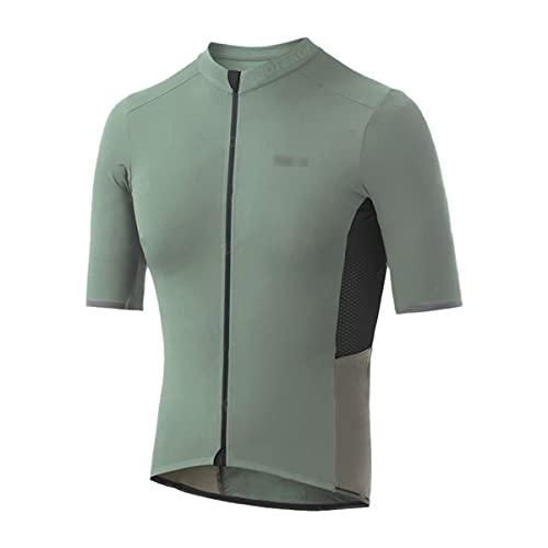 Hombres Verano Ciclismo Jersey MTB Manga Corta Camisetas Correr Ciclismo Triatlón Camisa Tops Secado Rápido, Hombre, 9, 4XL
