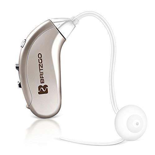 Hearing Amplifier with Digital Noise Cancelling Technology by Britzgo BHA702S