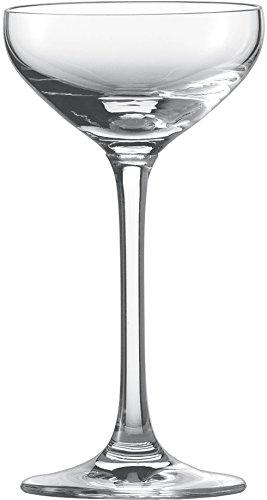 Schott Zwiesel BAR Special 6-teiliges Set Likörschale, Glas, transparent, 22.9 x 16 x 13.5 cm, 6-Einheiten