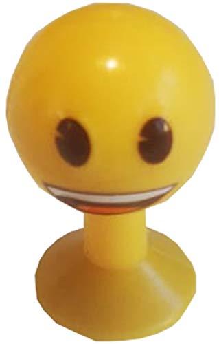 Emoji® Emojis Happy Sammelfigur Aldi Sammelaktion + Karton + Schutzbeutel